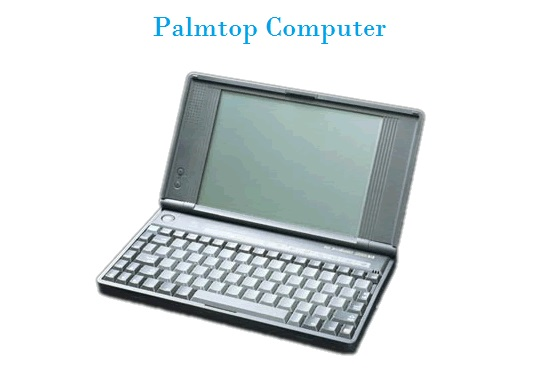 Palmtop Computer