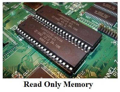 Read Only Memory(ROM)