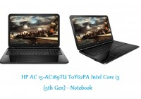 HP AC 15-AC189TU Intel Core i3 (5th Gen) - (Notebook