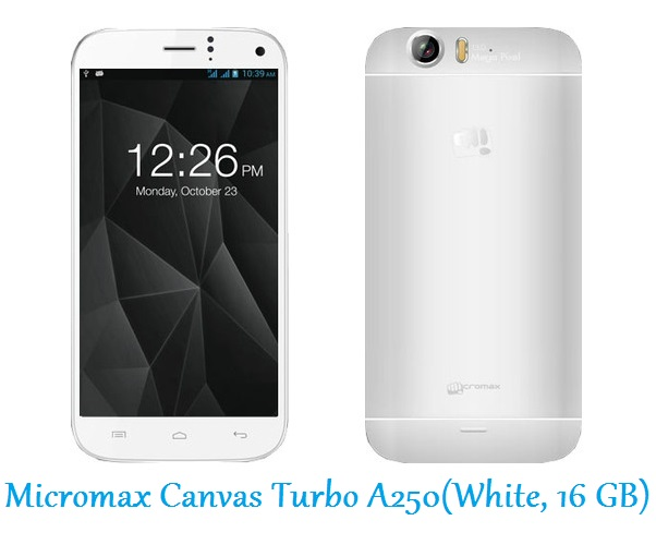 micromax canvas turbo a250 features and specifications