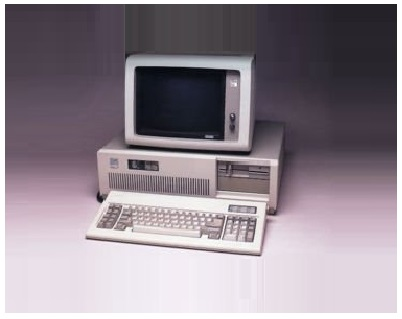 Compaq introduced Deskpro 386
