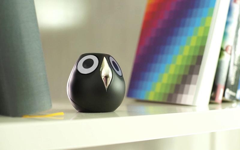 Ulo Security Camera Looks Like a Cute Owl 01