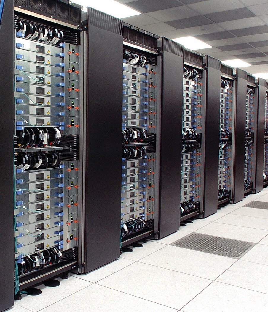 Top Ten SuperComputers in the World
