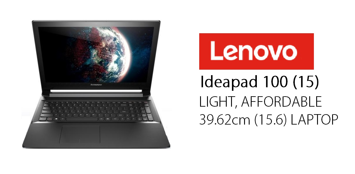 Lenovo Ideapad 100-15IBD Notebook