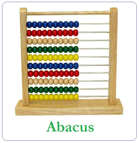 Abacus was the first calculating device
