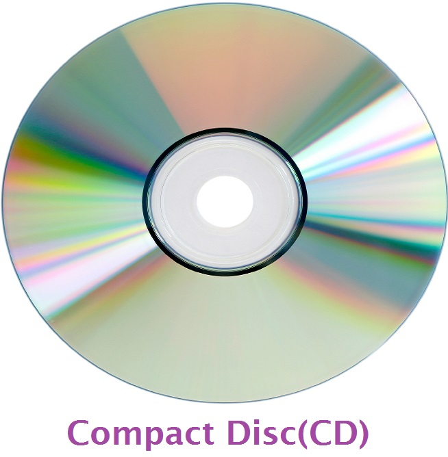 Compact Disc(CD)