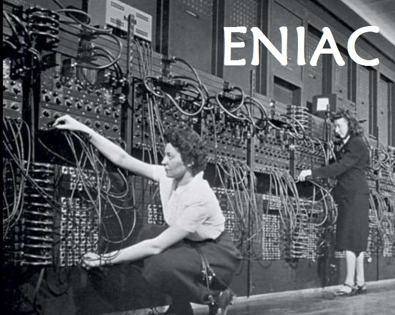 ENIAC - The First electronic computer