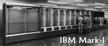 IBM Mark-I was the first electromechanical computer