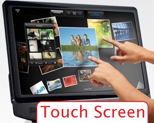 Computer Input Device TouchScreen