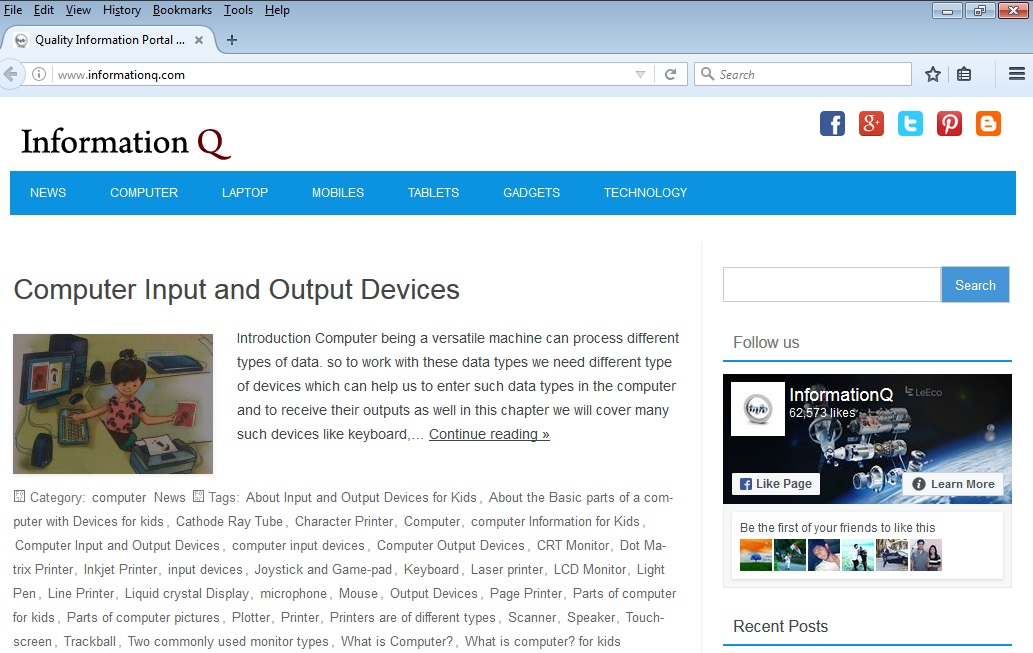 Simple Definition of Internet | Microsoft Internet ...