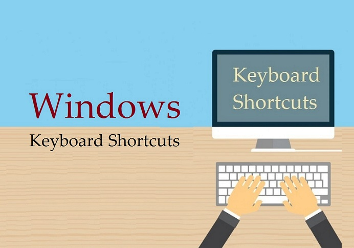Keyboard Shortcuts in Windows | Windows Shortcut Keys