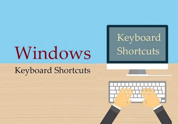 Keyboard Shortcuts in Windows | Windows Shortcut Keys