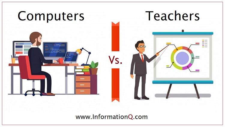 Computers Vs. Teachers