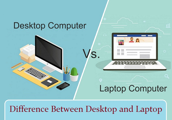 Desktop Computer Vs. Laptop Computer