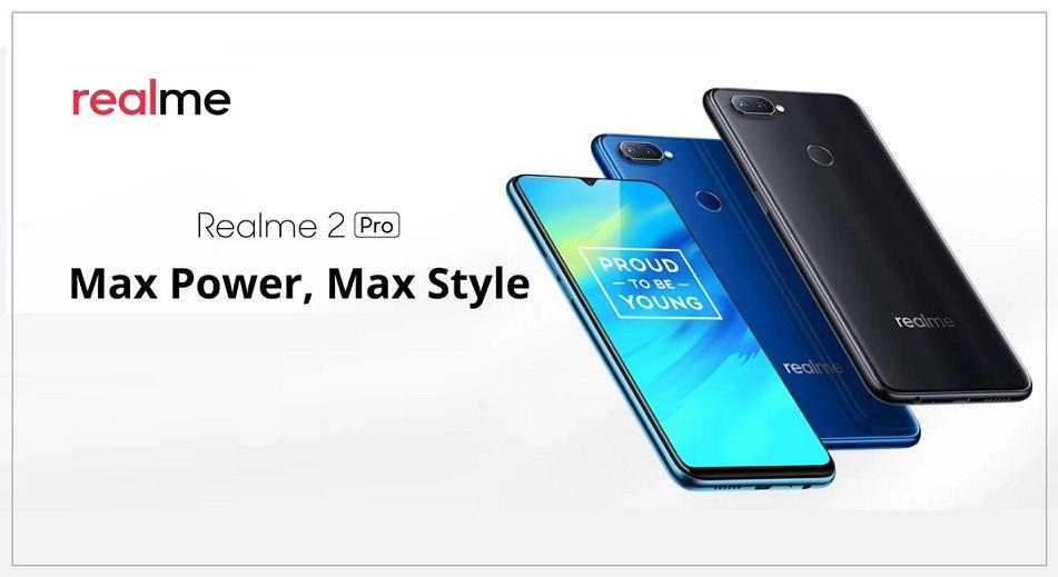 Realme 2 Pro | RMX1801 Model Number.